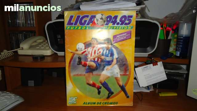 Album Liga Este 94-95