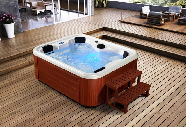 MIL ANUNCIOS.COM - Spa jacuzzi exterior AS 004