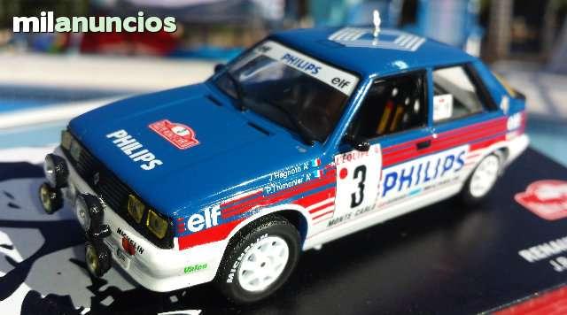 Renault 11 Turbo Rallye De Montecarlo 19