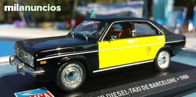 Chrysler 180 Diesel Taxi De Barcelona 19