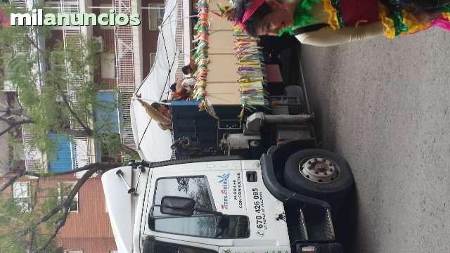 TRANSPORTES ,  GRUAS  Y SERVICIOS - foto 2