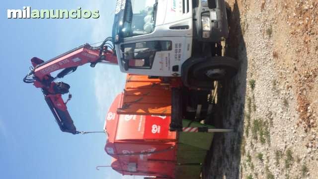 TRANSPORTES ,  GRUAS  Y SERVICIOS - foto 5