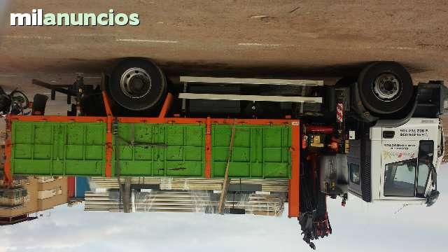 TRANSPORTES ,  GRUAS  Y SERVICIOS - foto 9