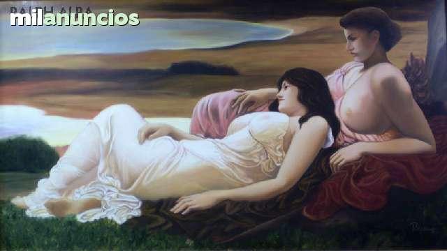 PINTOR ARTISTICO DE CUADROS FAMOSOS - foto 4