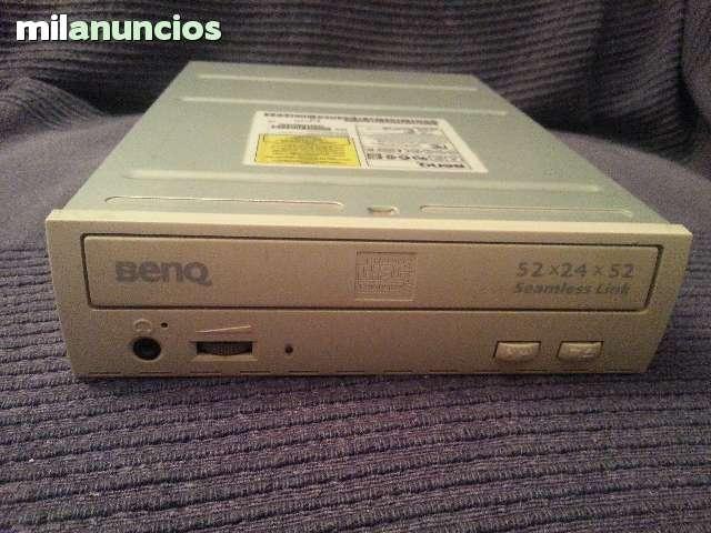 GRABADORA BENQ DE CD 52X24X52 - foto 1