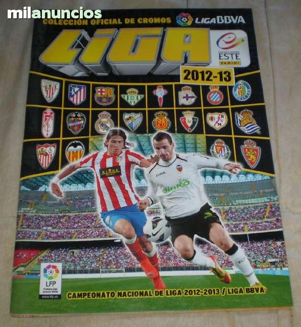 Album Futbol Liga Este - 2012/13