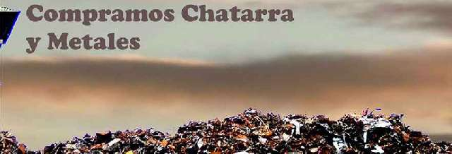 CHATARRERIAS A DOMICILIO EN MADRID J. J