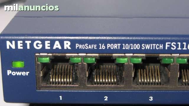 NETGEAR PROSAFE 16 PORT 10/100 FS116 - foto 1