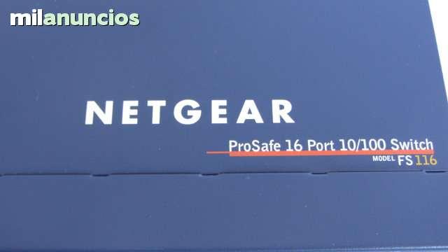 NETGEAR PROSAFE 16 PORT 10/100 FS116 - foto 4