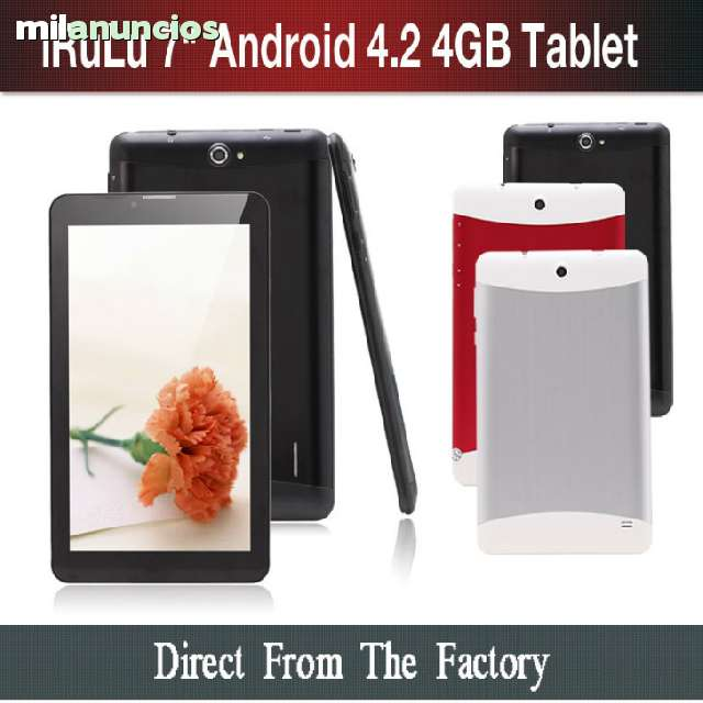 3G TABLET - MTK6572 DUAL CORE 4 GB
