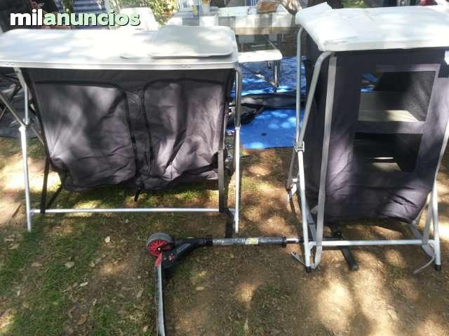 MIL ANUNCIOS.COM - Muebles de cocina para camping