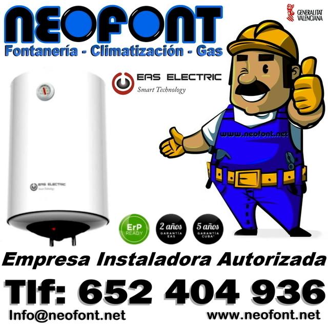 TERMOS ELECTRICOS ALICANTE 652404936