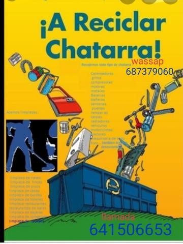 EL CHATARRERO HA DOMICILIO