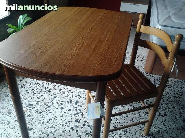 MESA DE COCINA 110 X 70 EXTENSIBLE