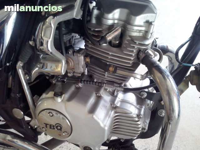 DESPIECE MOTOR TBQ EAGLE 125 4T Y CHINAS - foto 1
