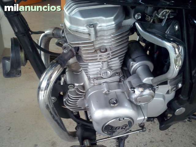 DESPIECE MOTOR TBQ EAGLE 125 4T Y CHINAS - foto 2
