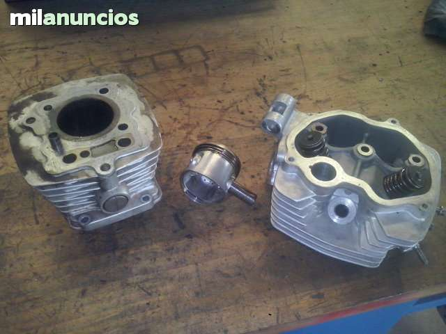 DESPIECE MOTOR TBQ EAGLE 125 4T Y CHINAS - foto 5