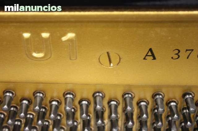 VENDO PIANO YAMAHA U1 CERTIFICADO.  - foto 4