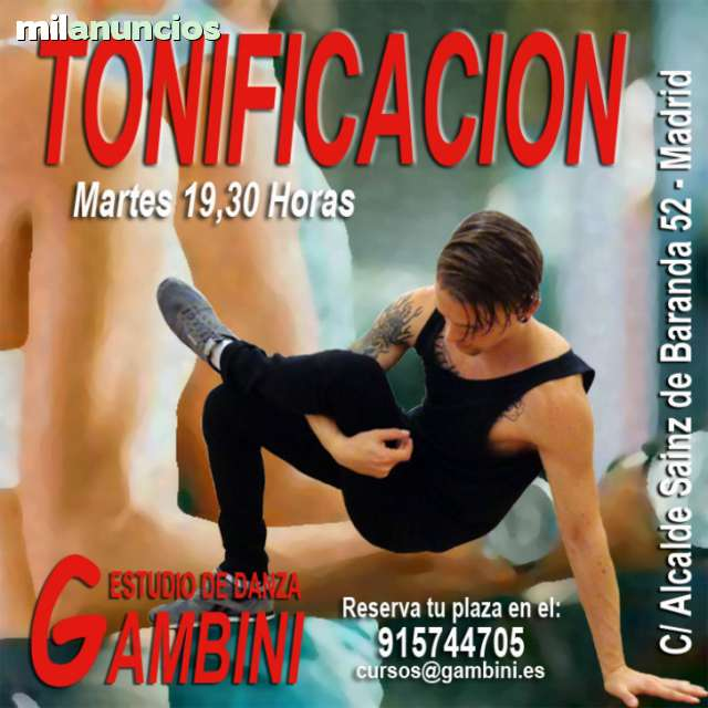TONIFICACION - PONTE EN FORMA - foto 1
