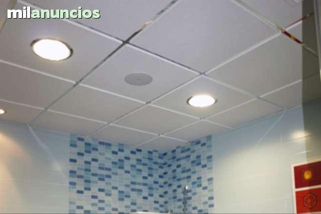 TECHOS DESMONTABLES - foto 1