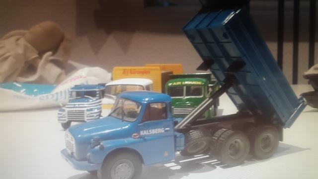 Vendo Camiones A Escala.