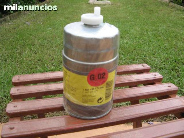 FILTRO ACEITE COCHES A GASOIL PRECINTADO