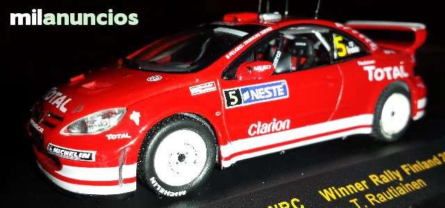 Peugeot 307 Wrc Winner Rally Finland 200