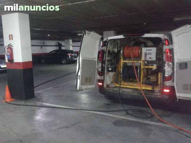 DESATRANCOS DE TUBERIAS FUENCARRAL - foto 2