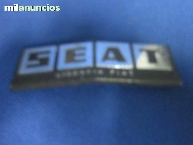 VENDO ANAGRAMA SEAT - foto 2