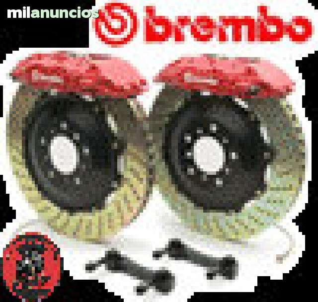 DISCOS DE FRENO BREMBO GT Y SPORTLINE