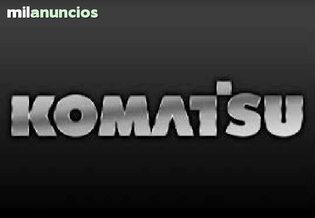 REPARACION Y VENTA DE REPUESTOS KOMATSU - foto 1