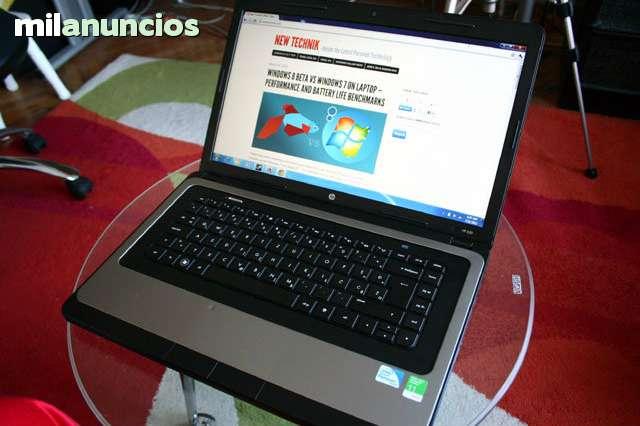 HP PAVILION 630 PIEZAS CORE I3 BEIGE