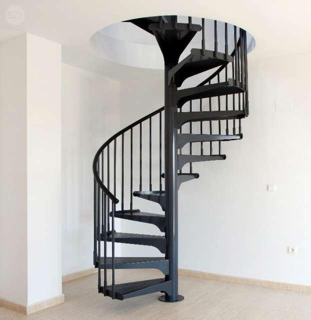 Mil Anuncios Com Escalera De Caracol