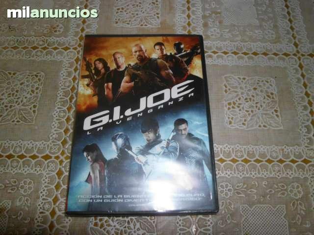 DVD G, I. JOE LA VENGANZA