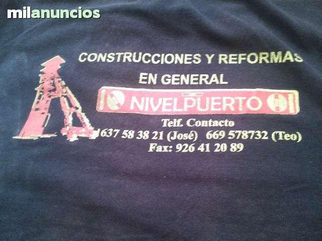 CONSTRUCCIONES Y REFORMAS NIVELPUERTO - foto 1