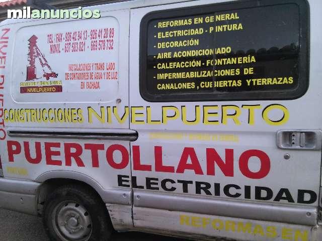 CONSTRUCCIONES Y REFORMAS NIVELPUERTO - foto 3