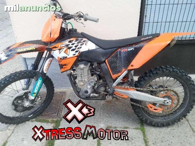 KTM - SXF 450 DESPIECE - foto 1