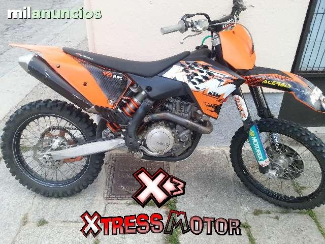 KTM - SXF 450 DESPIECE - foto 2