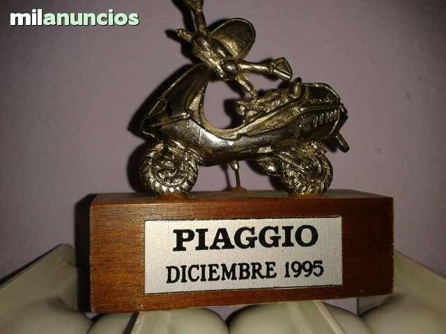 Maqueta Piaggio Hexagon 150