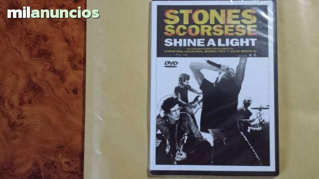 DVD ROLLING STONES,  PRECINTADO - foto 1