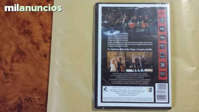 DVD ROLLING STONES,  PRECINTADO - foto 2