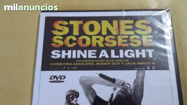 DVD ROLLING STONES,  PRECINTADO - foto 3