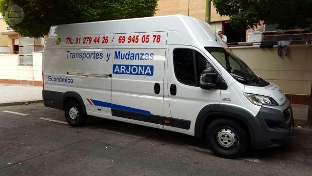 MUDANZAS ECONOMICAS PORTES 912794426 - foto 1