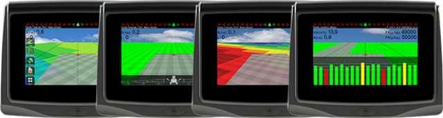 GPS HEXAGON AGRICULTURE TI5 - foto 2