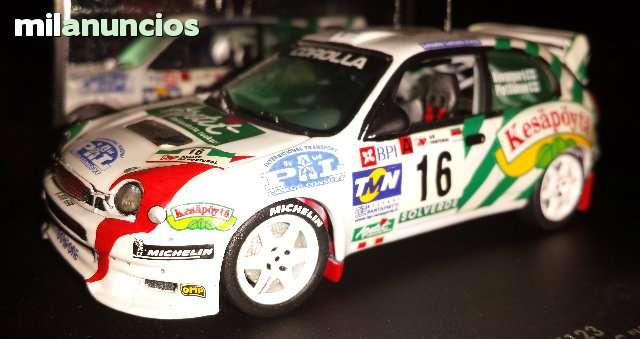 Toyota Corolla Wrc Rallye De Portugal 20