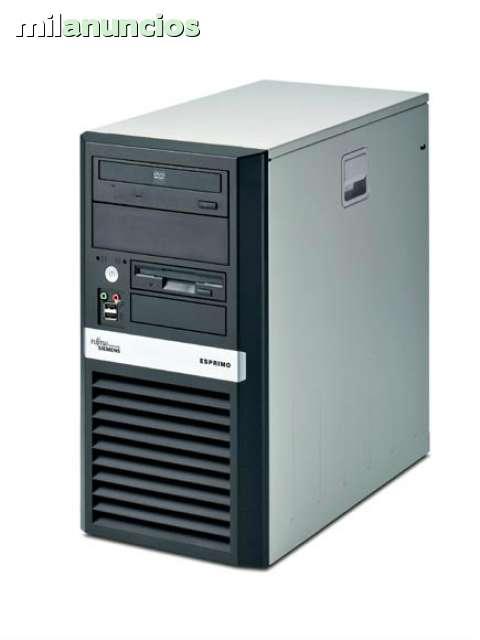 TORRE GAMING FUJITSU 8GB RAM - foto 3