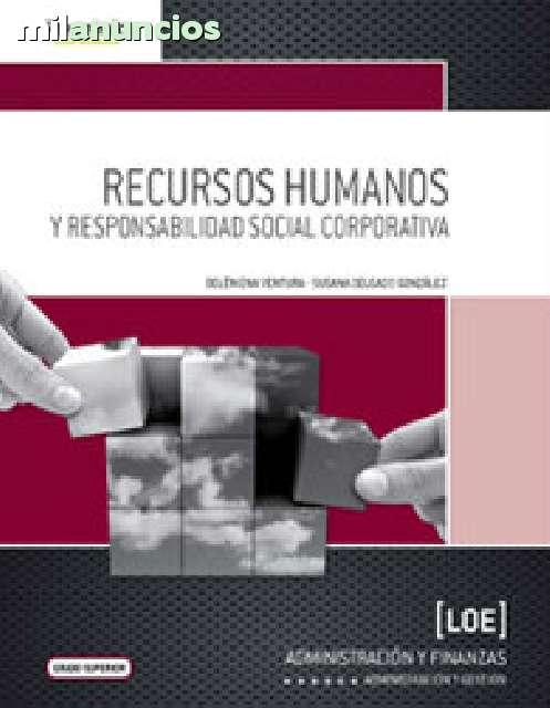 RRHH Y RESPONSABILIDAD SOCIAL COORPORATI