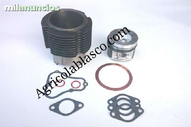 Minsel M100 Kit Cilindro Piston Juntas