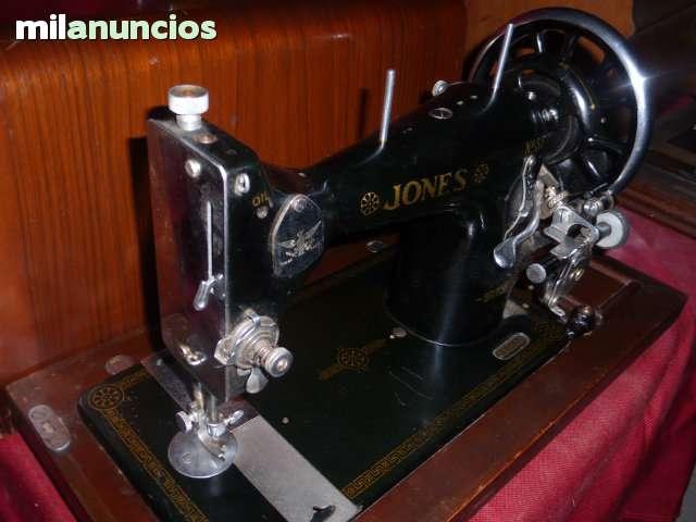 ANTIGUA MAQUINA DE COSER JONES Nº 35 - foto 5