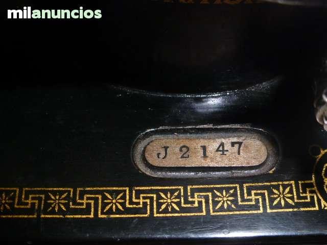 ANTIGUA MAQUINA DE COSER JONES Nº 35 - foto 6